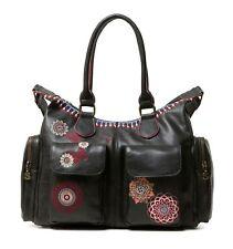 Desigual Chandy London Shoulder Bag Negro