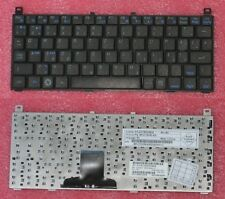 QWERTY KEYBOARD PINK TOSHIBA NB100 V072426CS1 6037B0036608 MP-07C63R0-930 Black