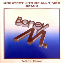 Boney M. Reunion CD Greatest Hits Of All Times - Remix - Germany (EX/M)