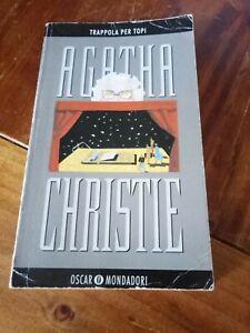 Trappola per topi - Agatha Christie - 9788804398134 - Oscar Mondadori (2000)
