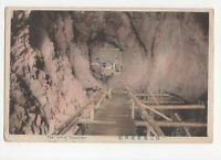 Japan, The Cave of Yenoshima Postcard, A526