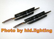 BMW M LED Smoke Side Marker Lights Turn Signals Amber Yellow SMD E39 1996-2003