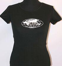 Prima Classe maglia nera t shirt manica corta Alviero Martini S