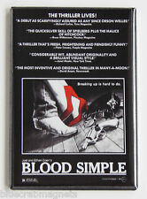 Blood Simple FRIDGE MAGNET (2 x 3 inches) movie poster coen brothers