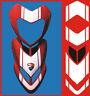 Adesivi Ducati Hypermotard parafango/spoiler- adesivi/adhesives/stickers/decal