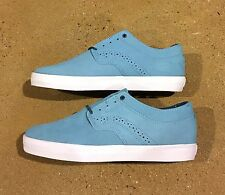 Globe The Taurus Light Blue Men's Size 7.5 US Louie Barletta Pro Skate Shoes