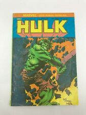 HULK #14 - Foreign Comic Book - 1990s 90s - VERY RARE - 5.0 VG/FN