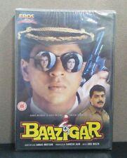 Baazigar      (DVD)       Hindi w/English Subtitles     BRAND NEW