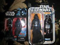 Star Wars 1977 Darth Vader doll remake, Kylo Ren action figure rare