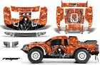 AMR Proline Ford Raptor w/Flo-Tek 4X4 Truck Slash RC Graphic Decal Kit 1/10 REAP