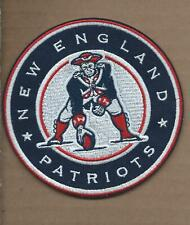 NEW 4 INCH NEW ENGLAND PATRIOTS RETRO IRON ON PATCH FREE SHIPPING Y1