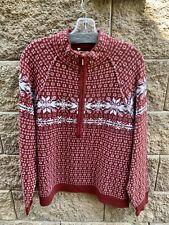 Woolrich Vintage womens XL Sweater Wool