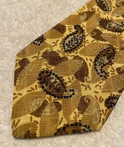 Brand New Super Trendy Tie By ROBERT TALBOTT for Harrison Limited