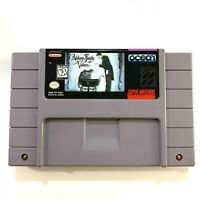 Addams Family Values (Super Nintendo SNES) Game Tested - Working - Authentic!