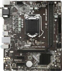 MSI H310M Pro-VDH (7B29-001R)