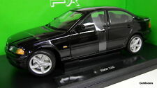 Fx Models 1/18 Scale BMW 328i E46 Black Diecast model car