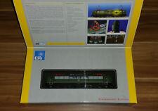 ESU 31033 H0 E-Lok Br 151 grün DC AC mfx digital Licht und Sound - wie neu & OVP