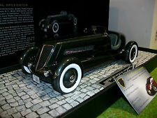 EDSEL FORD'S MODEL 40 SPECIAL SPEEDSTER noir 1/18 d MINICHAMPS 107082040 voiture