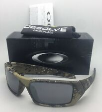 New OAKLEY Sunglasses GASCAN OO9014-12 60-15 Desolve Bare Camo w/ Black Iridium