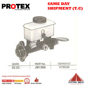 Brake Master Cylinder For FORD COURIER PA 2D Ute RWD 1978 - 1982 JB1386-0