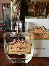 § Rare! Les Nereides Fleur Poudree de Musc EDT 100 ml for women Old Version