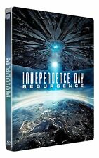 EDITION METAL BLU RAY + DIGITAL HD  ** INDEPENDENCE DAY - RESURGENCE ** NEUF