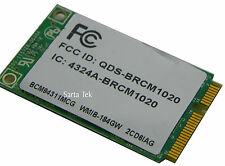 Broadcom BCM94311MCG 802.11b/g PCI-Express Wireless Card 407159-001