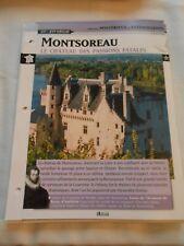 Castle Château Montsoreau le chateau des passions fatales France Fiche