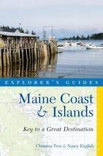 Explorer's Guide Maine Coast & Islands: Key to a Great Destination (Third) (Expl