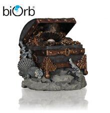 Biorb Treasure Chest Ornament 18cm Aquarium Fish Tank Decoration 55031