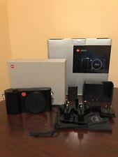 Used Leica TL2 Type No. 5370 Mirrorless Digital Camera Black #767