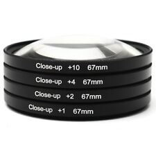 Macro Close up Lenses Lens Filter for Canon EF-S 10-18mm f/4.5-5.6 IS STM