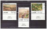 S27958) Israel MNH 1981 Paintings 3v