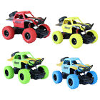 4WD Friction Powered Vehicles Race Cars 360 Degree Rotate Toys for Kids