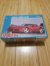 Revell Dodge Viper Rt/10 1:25 Scale SnapTite Series