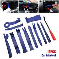 12Pcs Car Trim Door Panel Removal Molding Set Kit Pouch Pry Tool Interior DIY UK