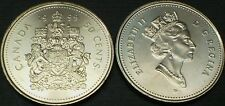 """VERY SCARCE"" 1999 ""P"" 50 cent CANADA TEST TOKEN ""RARE"" Sealed as issued"