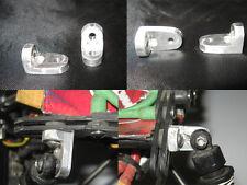 TGS - Aluminium shock supports - set of 2 - long version