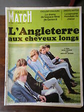 Paris match Avril 1966 Les Rolling Stones N°886