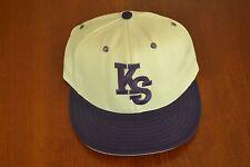 Kansas State Wildcats Baseball On-Field Hat by Pro-Line, Sz 6 7/8, NWT, M439