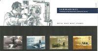 GB Presentation Pack 322 2001 SUBMARINES