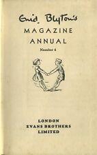 Enid Blyton Enid Blyton's Magazine Annual Number 4