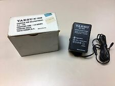 YAESU RADIO HAM CB NC-1828 Charger for NiCd Batteries New NOS 7.2v to 12v