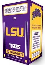 2015 Panini Louisiana State Univ Tigers Multi-Sport Blaster Box Trading Cards