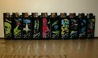 ACCENDINI THE SMOKING COLLECTION -GALAXY-CLIPPER LIGHTERS-MECHEROS-FLAMAGAS S.A