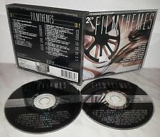 2 CD FILM THEMES - LOVE STORY - TWIN PEAKS - JESUS CHRIST SUPERSTAR - THE STING