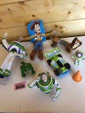 Disney Pixar Grande Juguete Story Juguete Paquete. Woody, Buzz, Rex, Bullseye y más.
