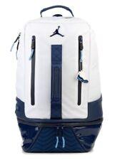 New Nike Jordan 11 Retro Win Like 82 Backpack White Navy 9A1971 001