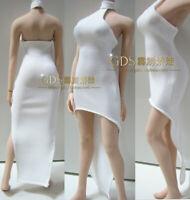 1/6 Female Long Dress princess dress Suit fit 12'' Phicen JIAOU UD Figure Toy