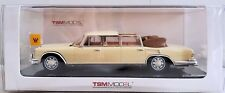 Mercedes 600 Pullman Landaulet King Rama IX of Thailand 1/43 by TSM Model